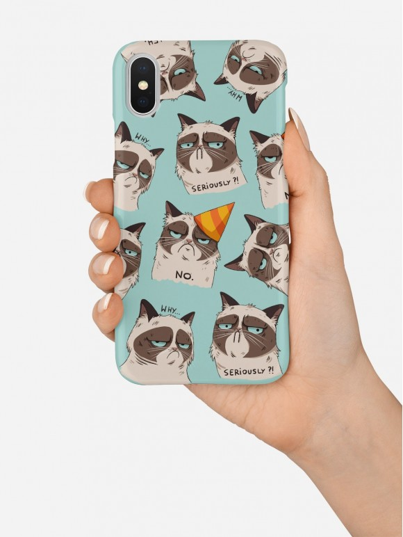 Grumpy Cats Case