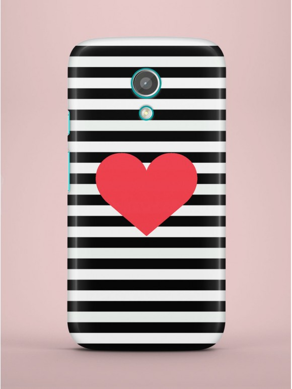 Red heart Case