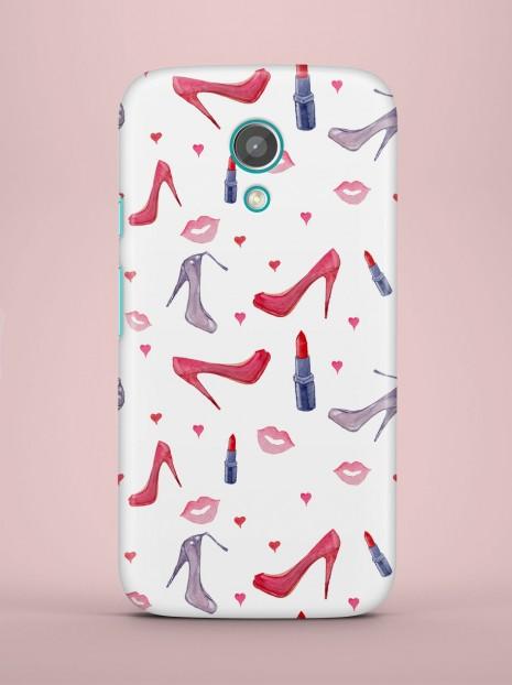 High heels Case