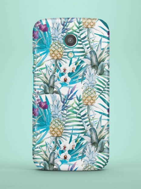 Exotic Pineapples Case