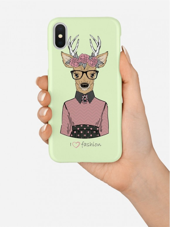 Lovely Deer Case