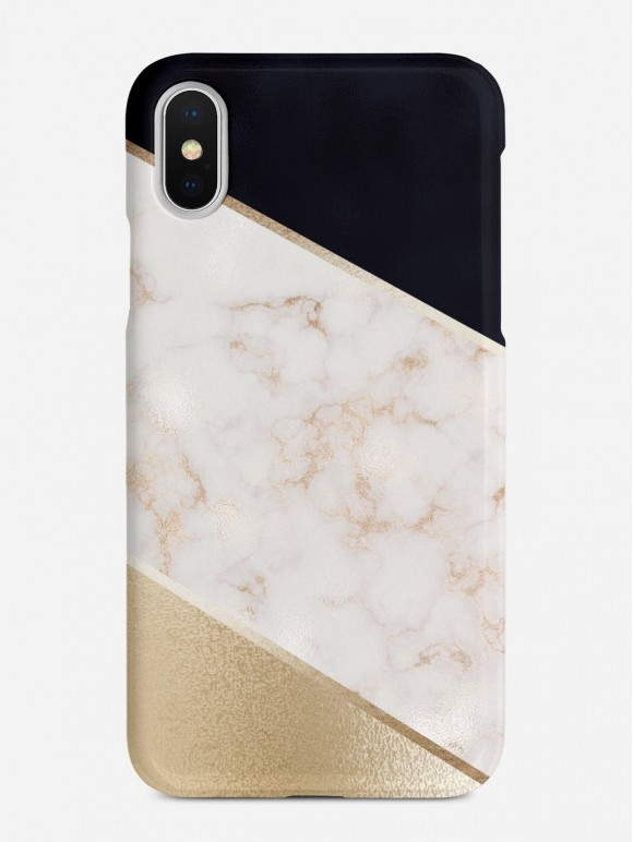 Golden Marble Mix Case