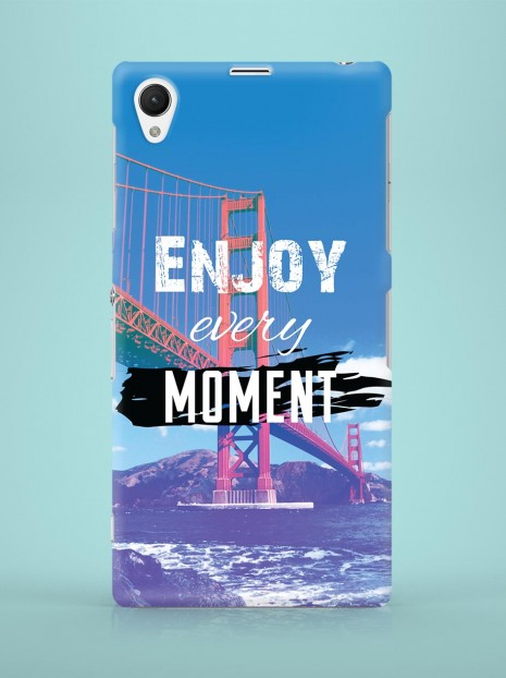 Enjoy every moment Case