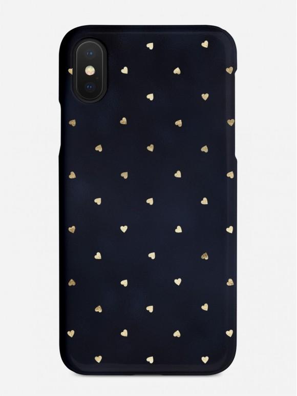 Golden Hearts Case