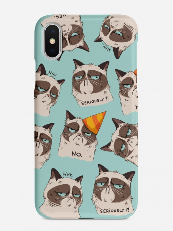 Grumpy Cats Case