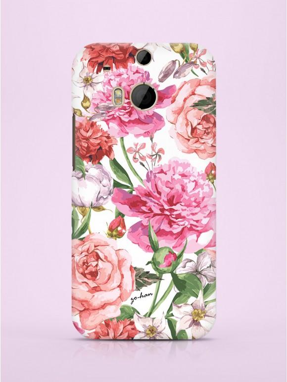 Peonies & Roses Case