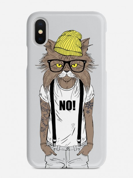 NO! Cat Case