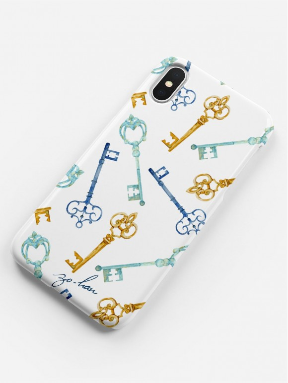 Secret Garden Key Case