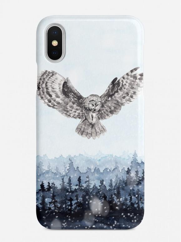 Snowy Owl Case