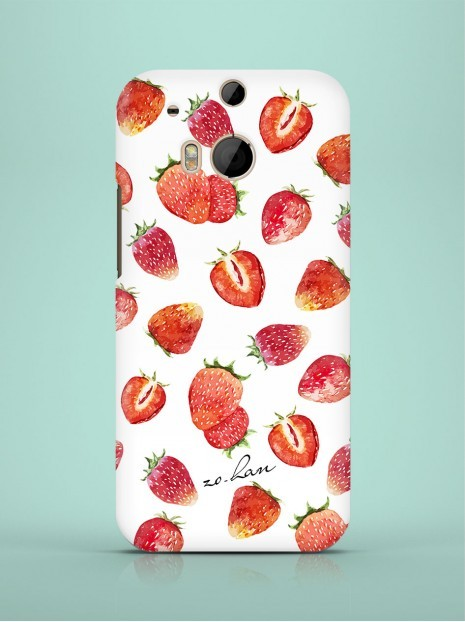 Strawberries Case