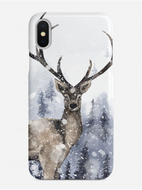 Winter Deer Case