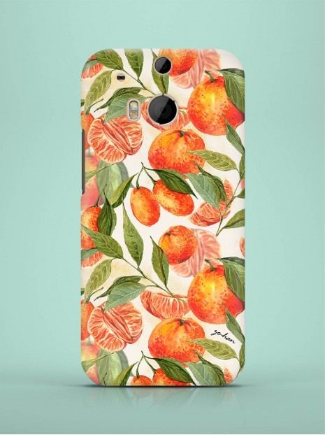 Sweet Tangerines Case