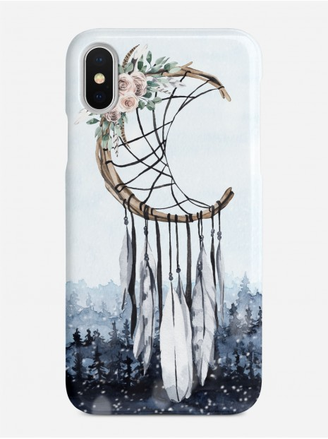 Winter Dream Catcher Case