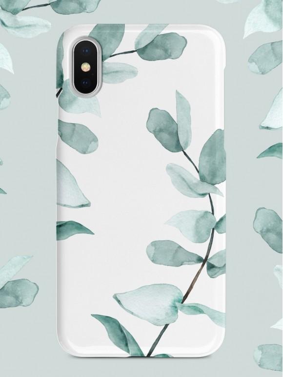 Eucalyptus Baby Blue Case