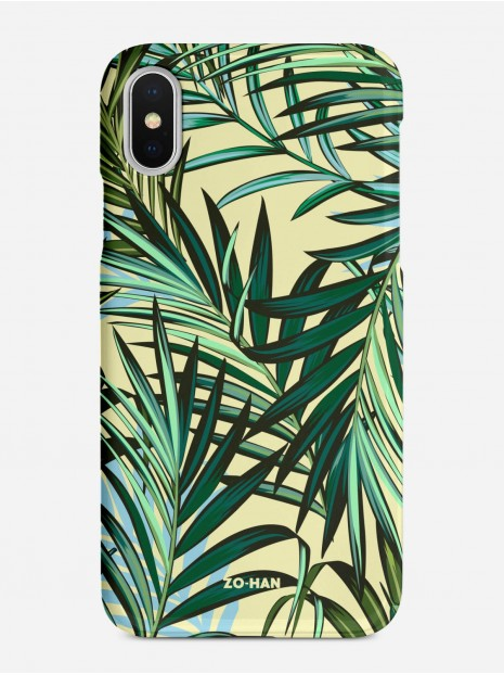 Yellow Tropical Vibes Case