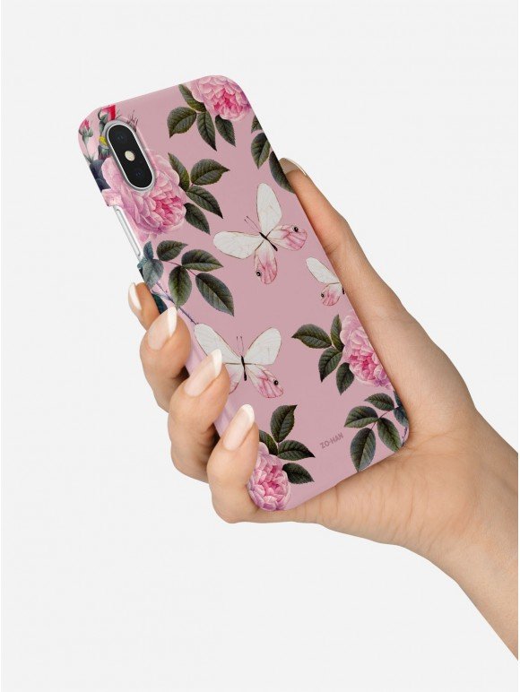 Pink Butterflies Case