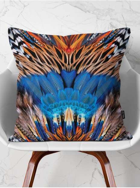 Throw Pillow Carnival