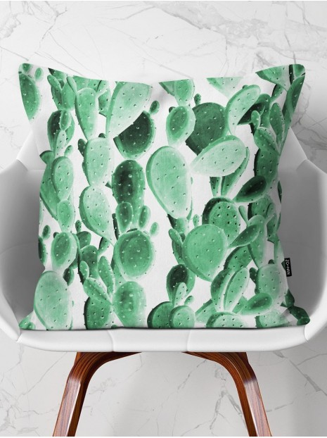 Throw Pillow El Cacto