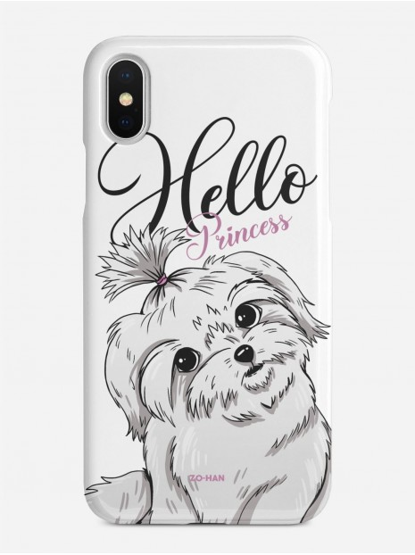 Maltese Puppy Case
