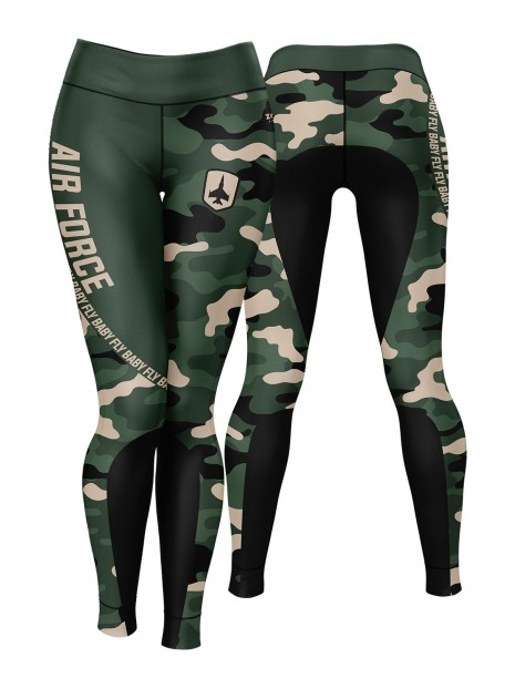 Air Force Camo Leggings