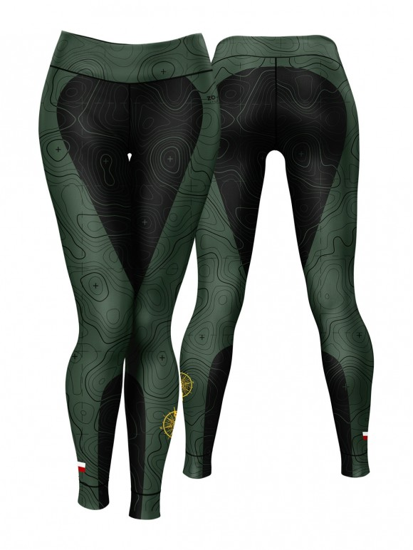 Windrose Leggings