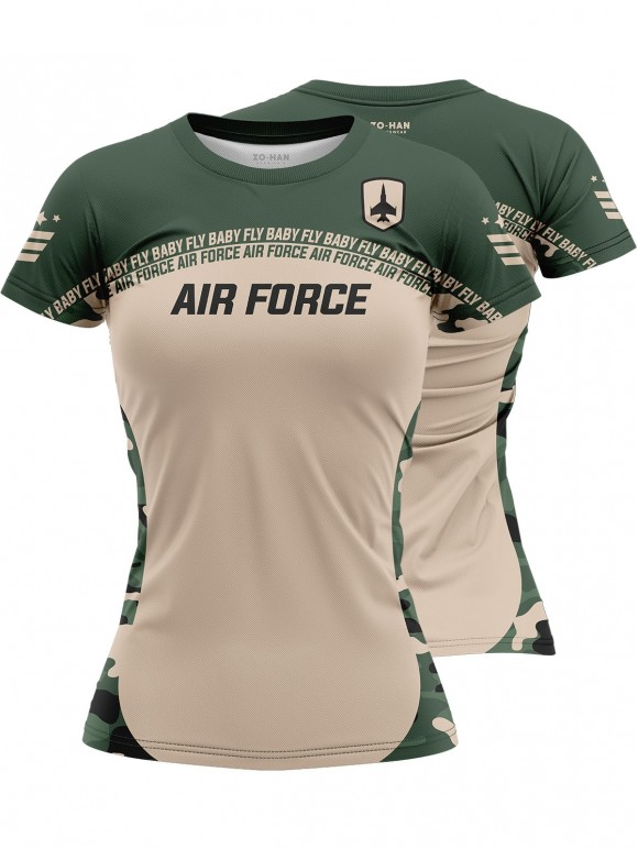 Air Force Camo - Koszulka treningowa