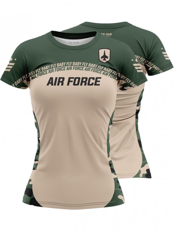 Training T-shirt Air Force Camo