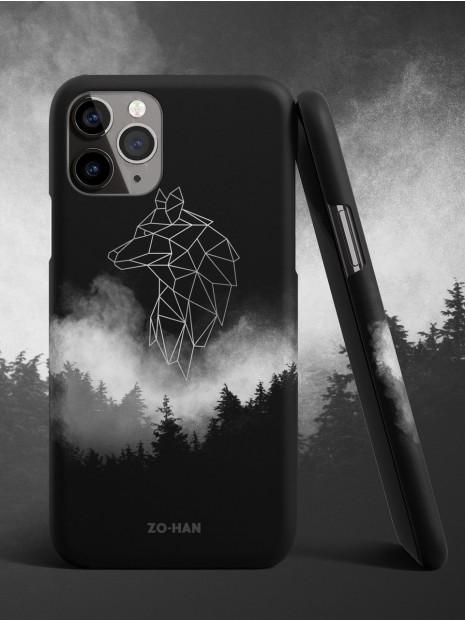 Silver Wolf Case