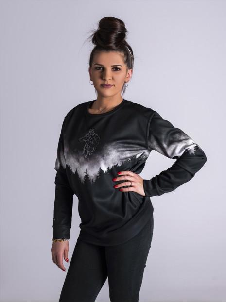 Silver Wolf Sweatshirt