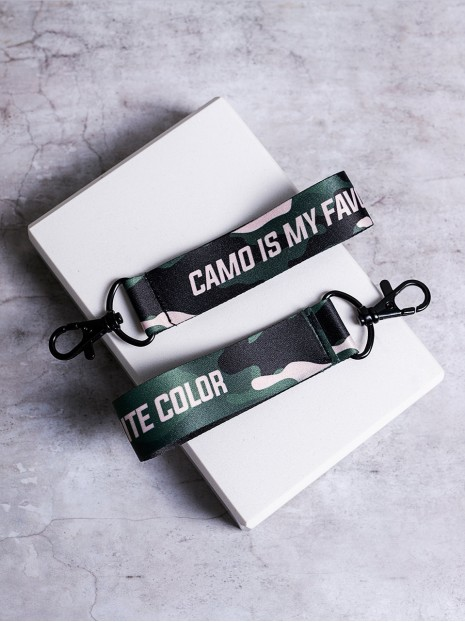 Brelok Camo Is My Favorite Color