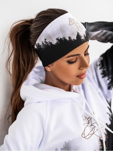 Golden Deer Headband