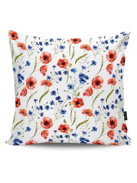 Poduszka Dekoracyjna Poppy Seed Flowers
