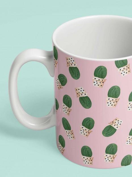Lovely Cacti Mug