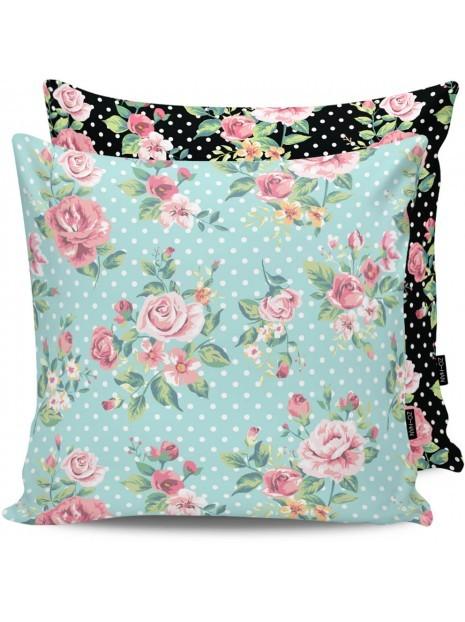 Poduszka Dekoracyjna Dots & Roses