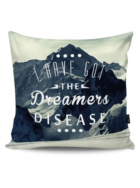 Throw Pillow Dreamers Disease