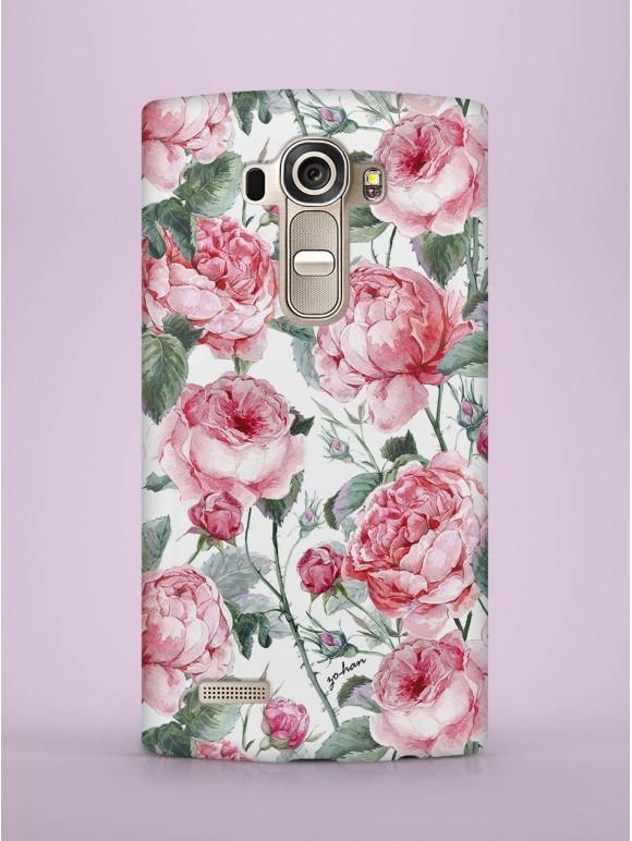 Bigger English Roses Case