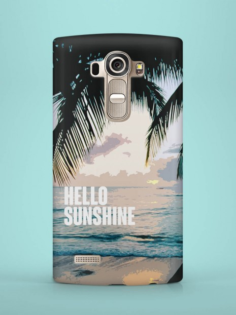 Hello Sunshine Case