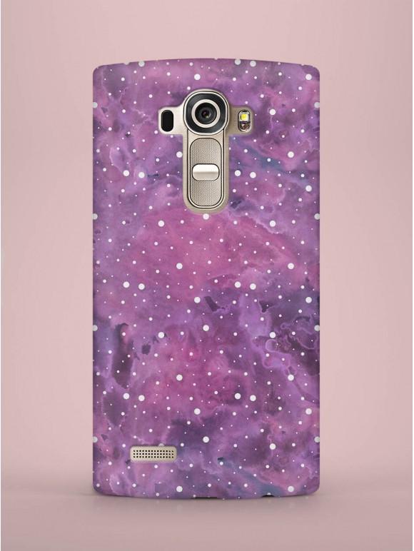 Purple mixture Case