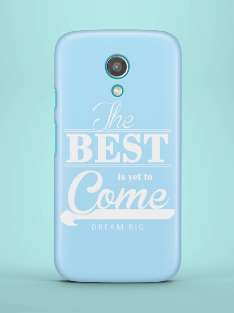 The best is yet to come Case
