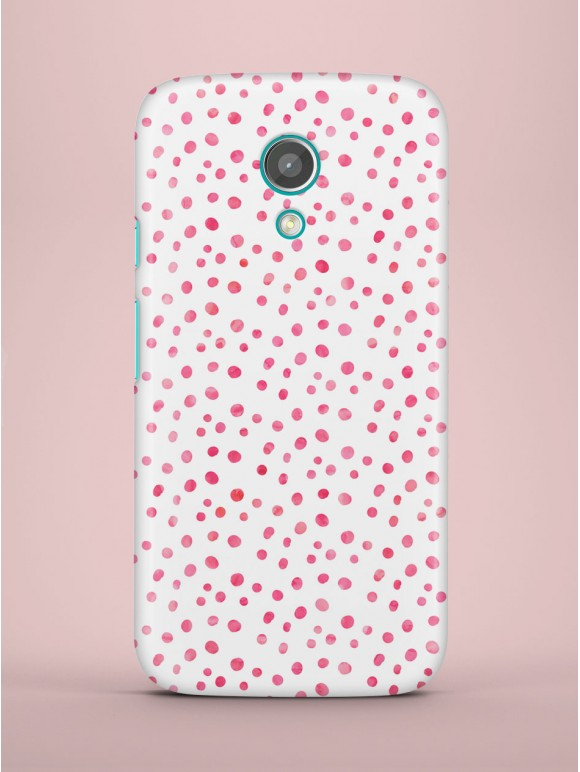 Pink dots Case