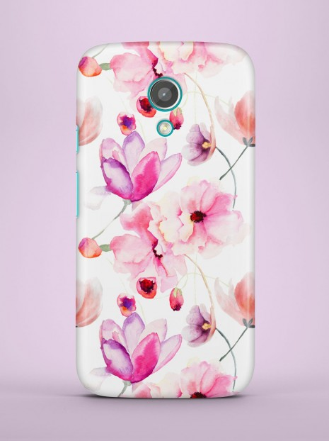 Water flowers Case