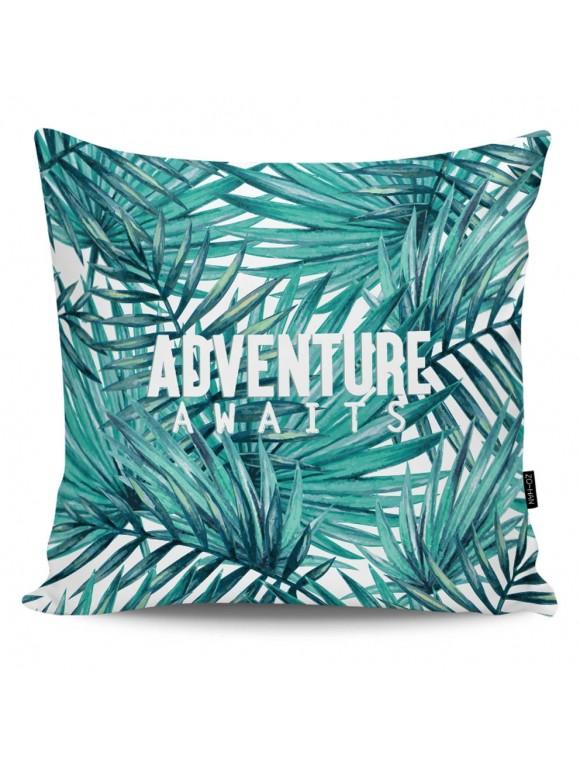 Poduszka Dekoracyjna Adventure Awaits
