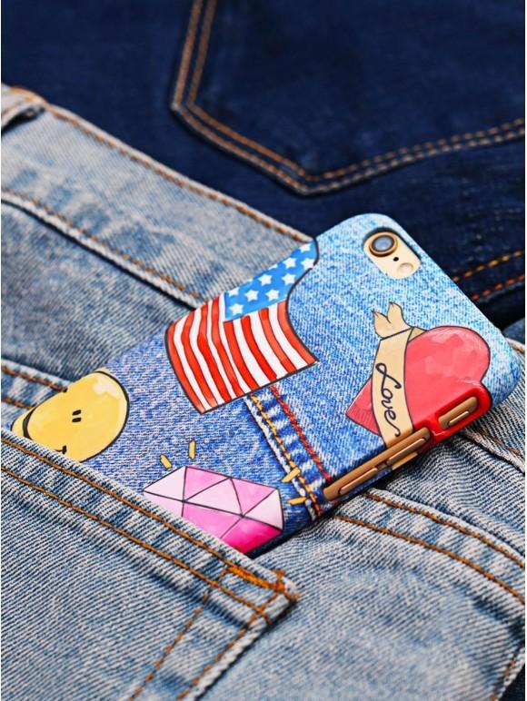 My Favorite Jeans Case