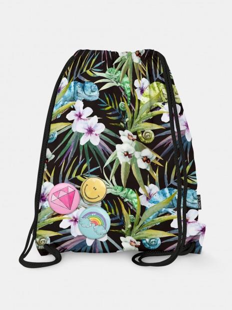 Dark Cameleons Bag