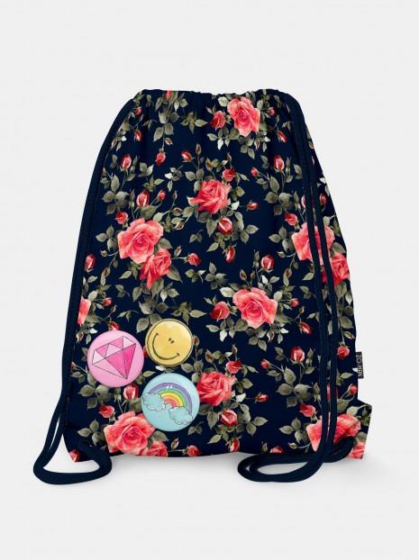 Red Roses Bag