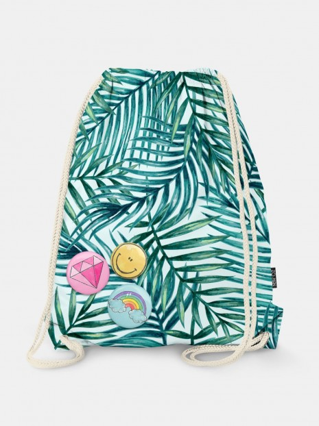 Palm Leaves Bag