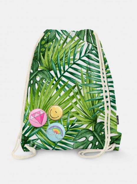 Palm Leaves Bag