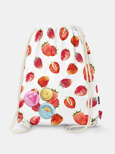 Strawberries Bag