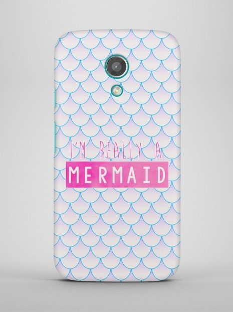 I'M REALLY A MERMAID Case