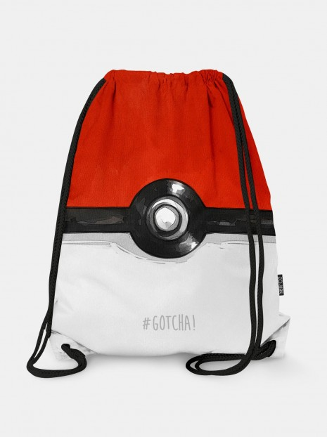 Pokeball Bag
